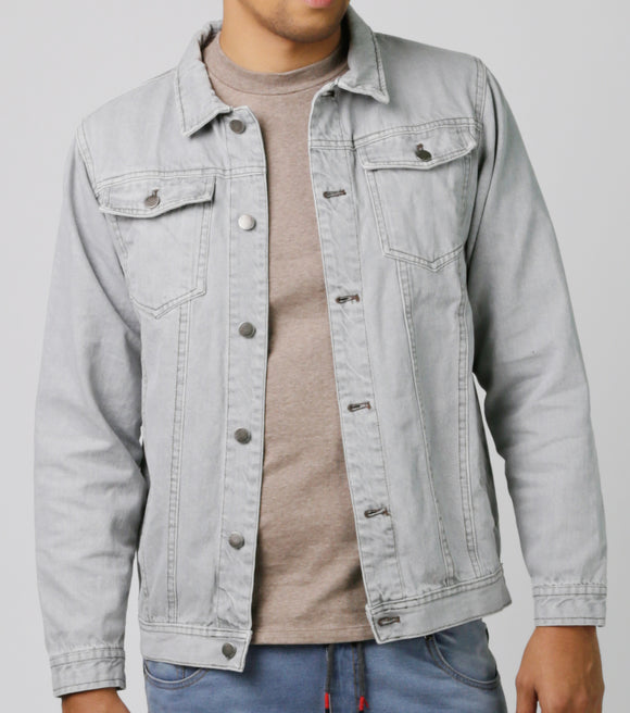 Haiden Rugged Denim Jacket
