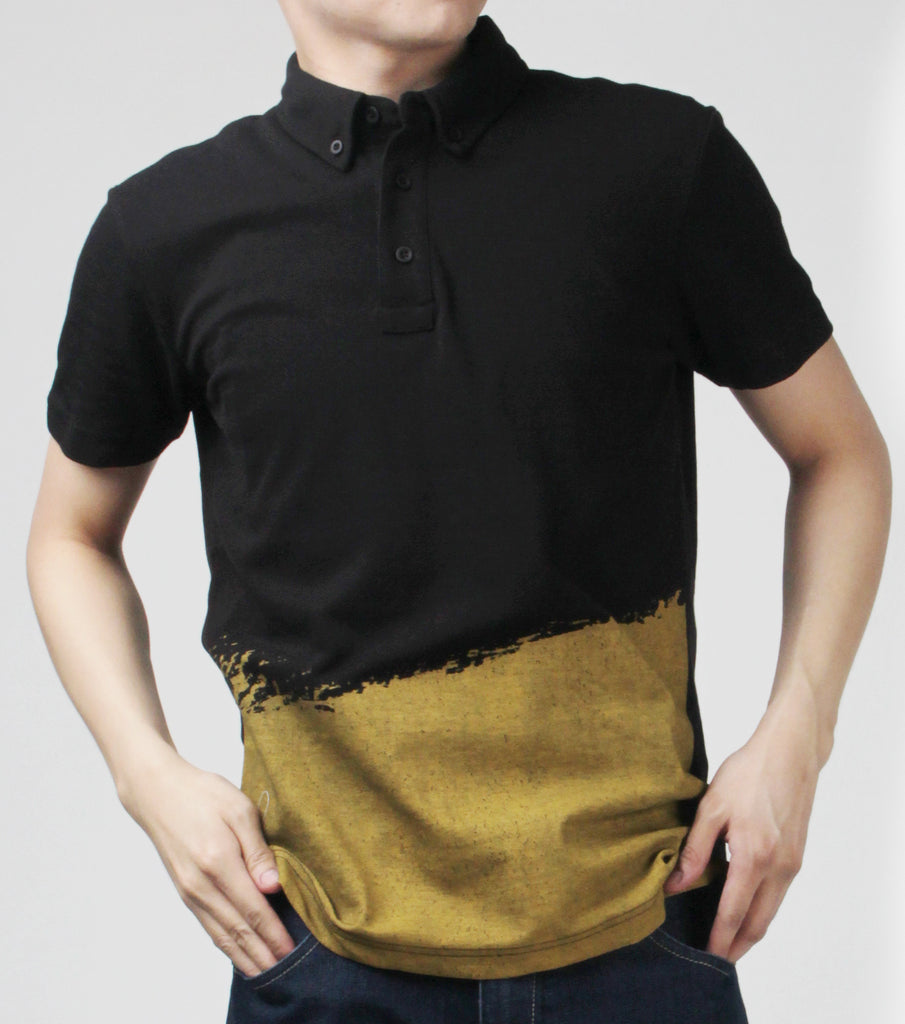 Hector Printed Polo Shirt