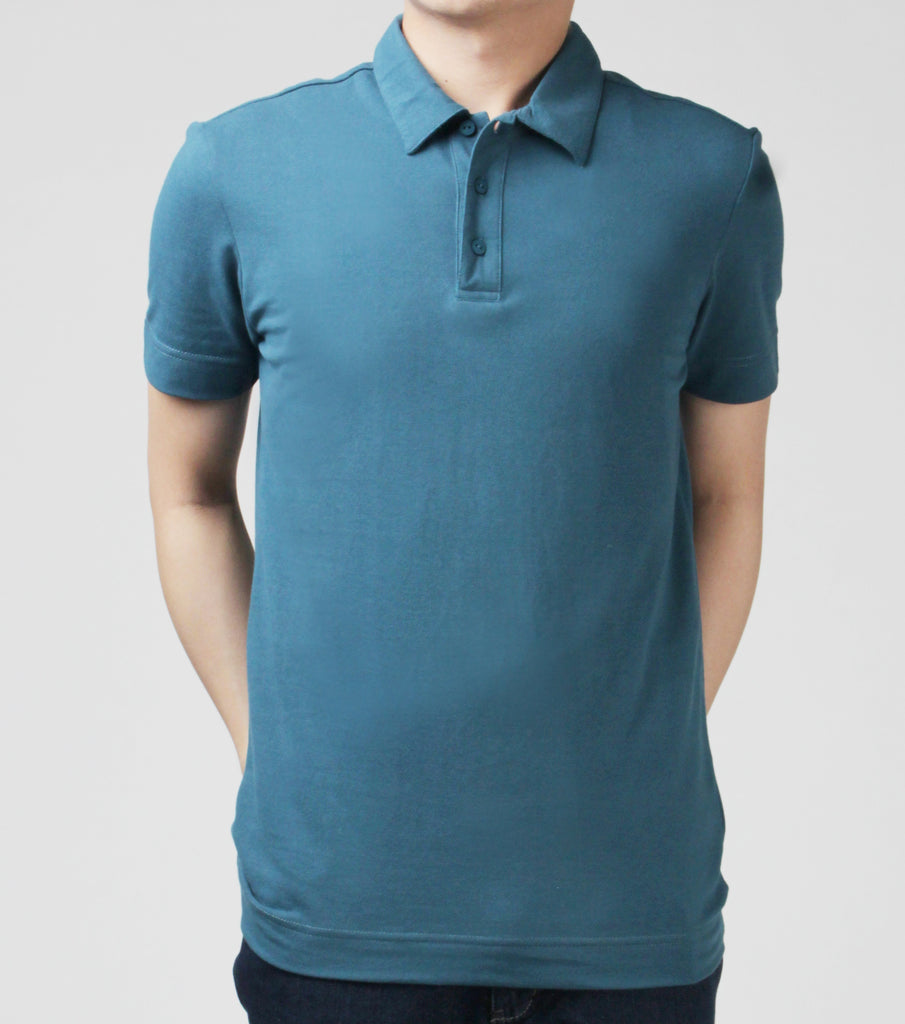 Jerome Solid Tone Polo Shirt