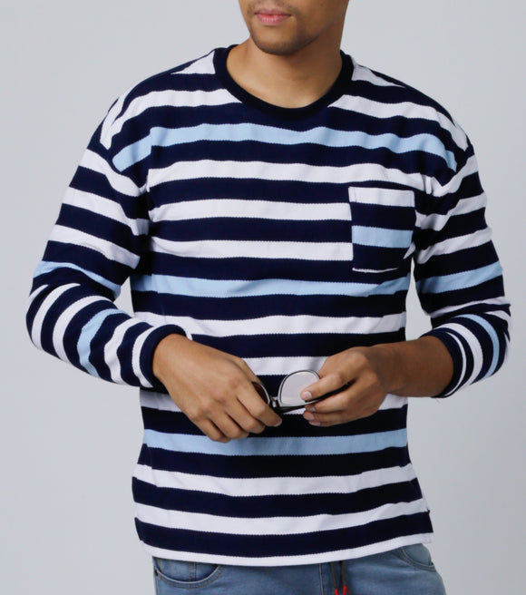 Harris Striped Sweater