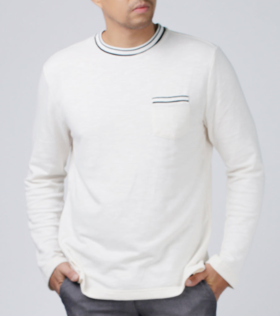 Hann Long Sleeves Sweater