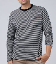 Load image into Gallery viewer, Lance Stripes Pull over Shirt