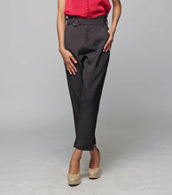 Load image into Gallery viewer, Carisse Long Pants w/ Self Fabric Belt