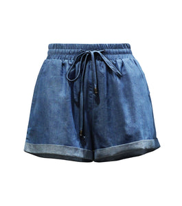 Maldita Grezel Chambray Shorts
