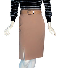 Load image into Gallery viewer, Kayla Pencil Cut Skirt