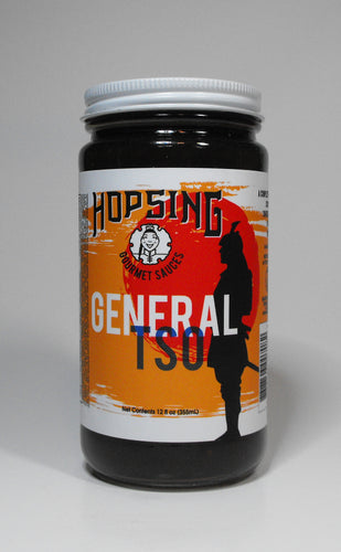 Hopsing ® General TSO's Chicken Sauce