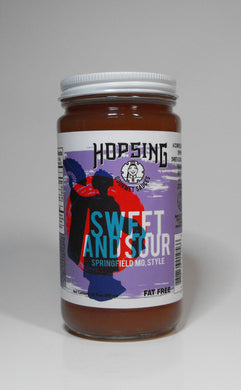 Hopsing ® Sweet & Sour Sauce