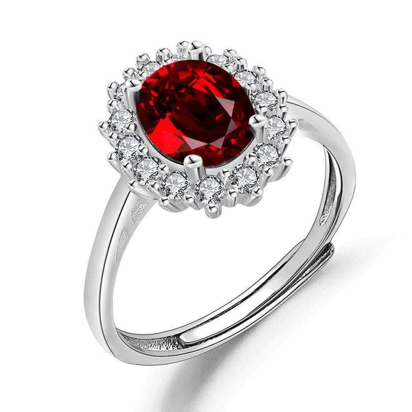 My Future Wife - My Queen - S925 Love Ring