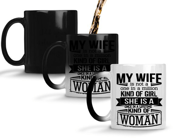 My Wife - Color Changing Mug - MMAQ04