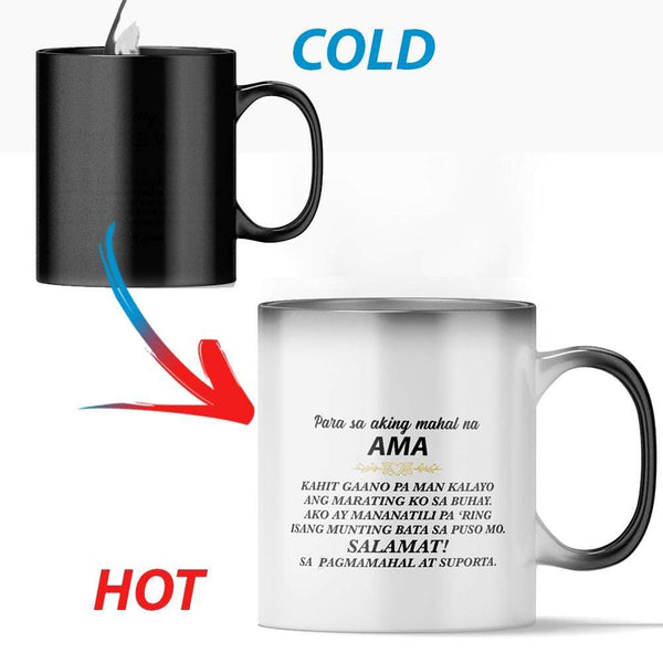 Para Sa Aking Ama - Color Changing Mug - MMAQ16