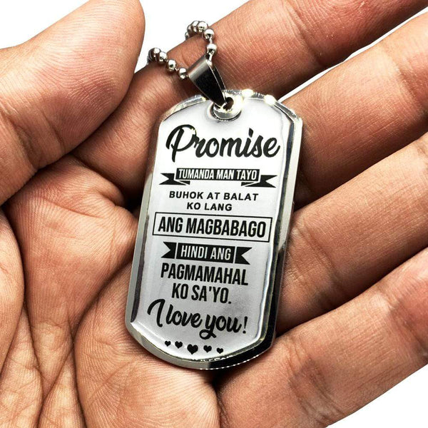 The Promise - Love Tag - AQDT01