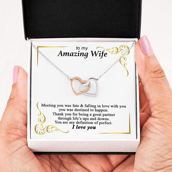 To My Amazing Wife - Premium LoveCube - AQN-A03