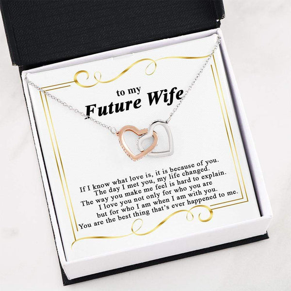 To My Future Wife - Premium LoveCube - AQN-A04