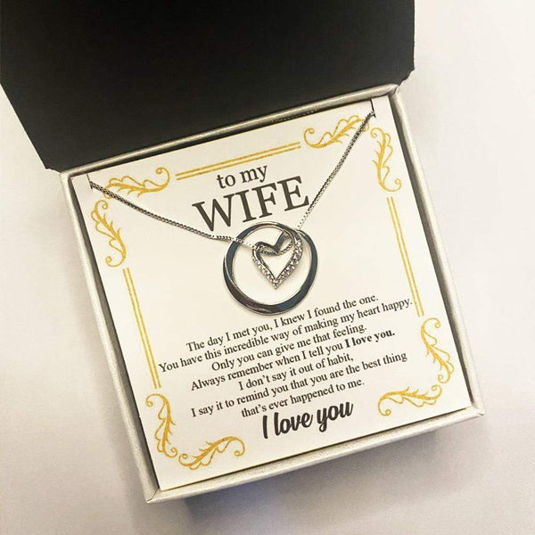To My Wife - Love Cube - AQN2021-A