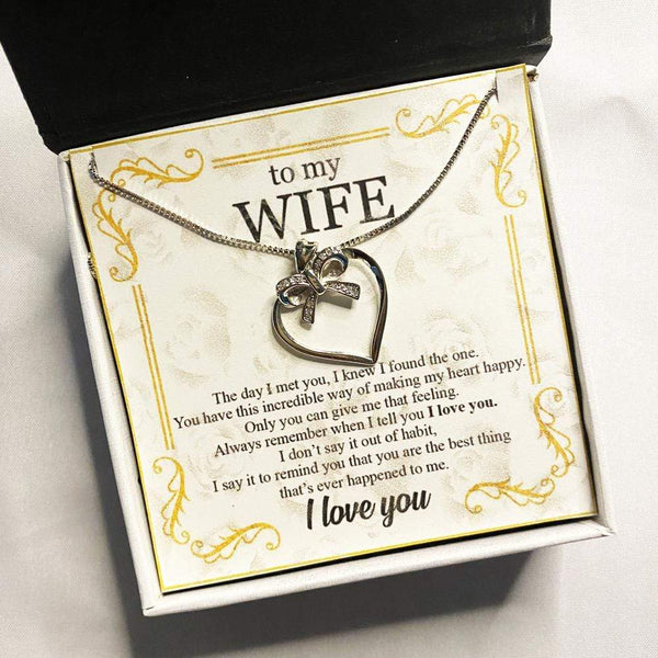 To My Wife - Love Cube - AQN2021-D