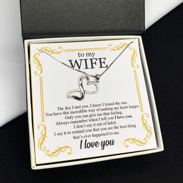 To My Wife - Premium LoveCube - AQN-B04