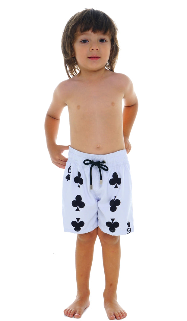 SWIM SHORTS 6 DE TREBOL