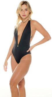 BE YOU BLACK SWIMSUIT