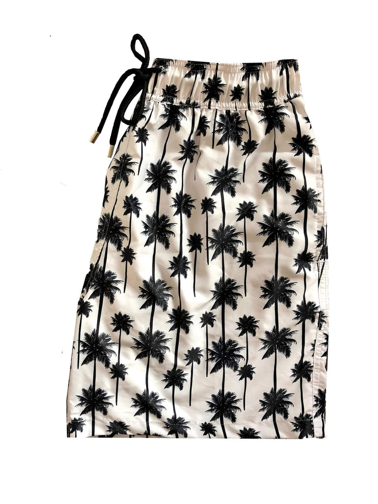 SWIM SHORTS PALM TREES