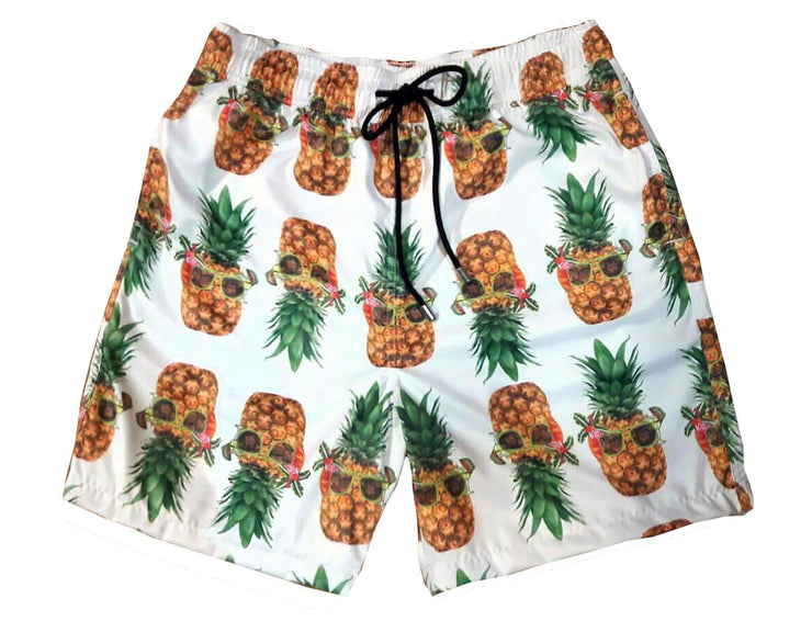 SWIM SHORTS PIÑA TROPICAL