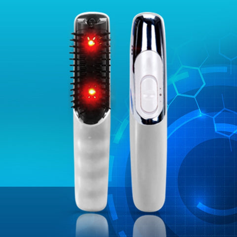 Anti Hair Loss Electric Head Massage Comb