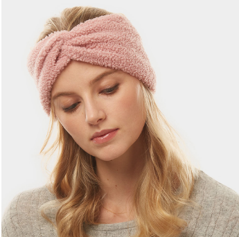 Sherpa Ear warmer Headband - KAIT TYLER