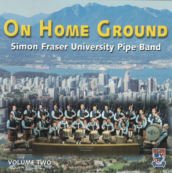 On Home Ground (Vol. 2)