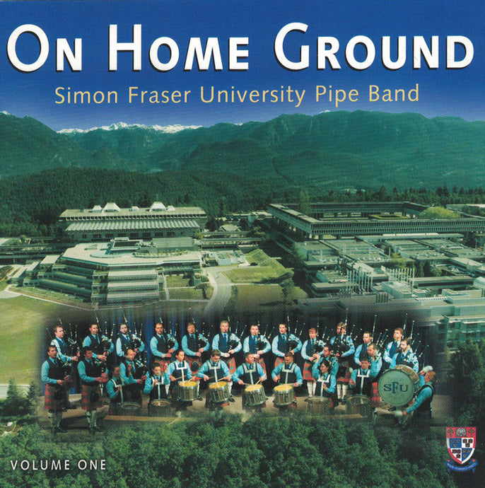 On Home Ground (Vol. 1)