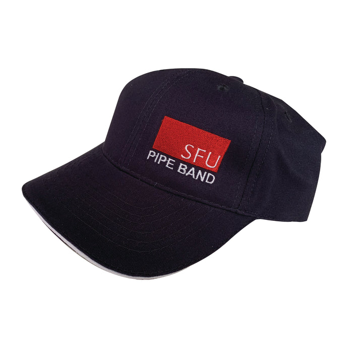 SFU Pipe Band Navy Baseball Hat