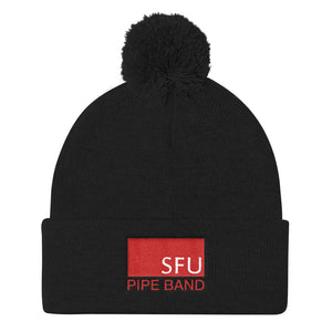 SFU Pipe Band Embroidered Toque