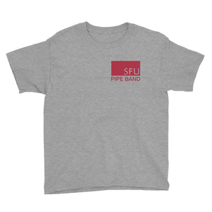 SFU Pipe Band Youth Short Sleeve T-Shirt