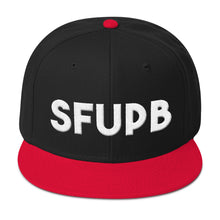 Load image into Gallery viewer, SFUPB Snapback Hat