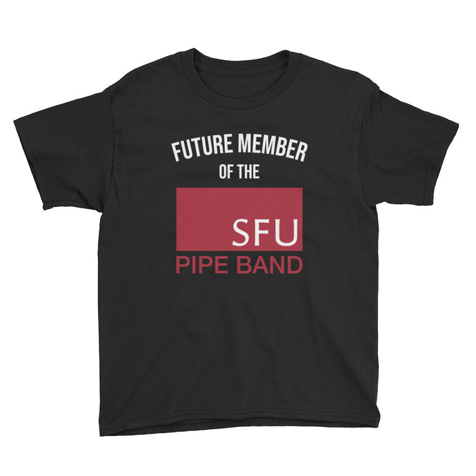 Future Member of SFUPB Youth Short Sleeve T-Shirt