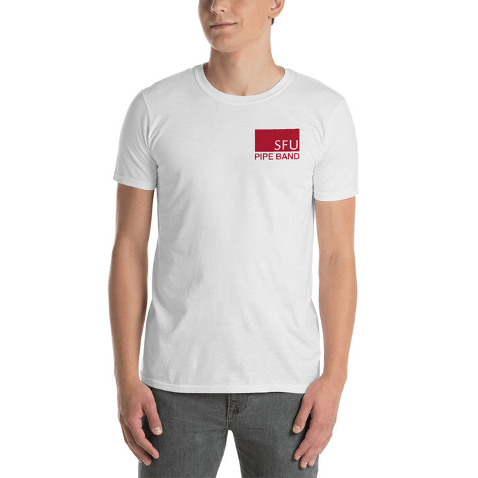SFU Pipe Band Short-Sleeve Unisex T-Shirt