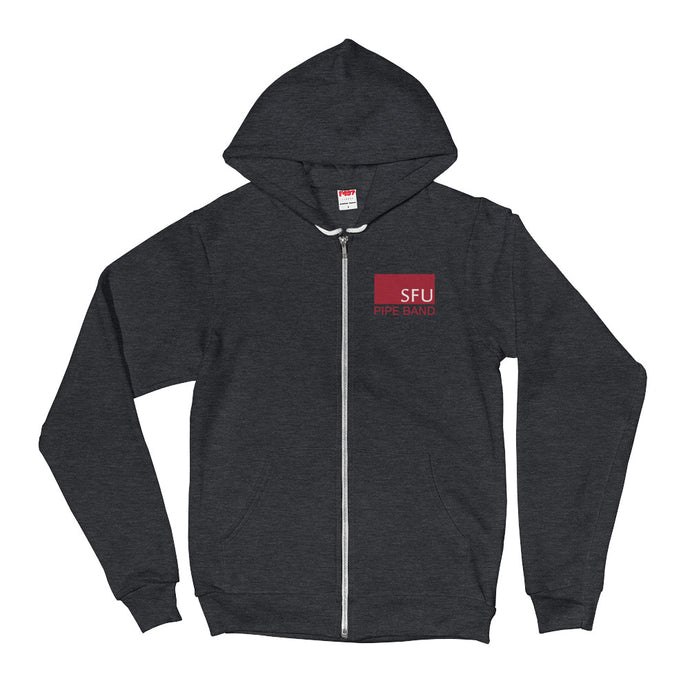 SFUPB Zippered Hoodie sweater