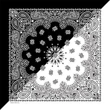 Load image into Gallery viewer, Bandana Split Western Paisley
