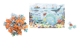 Moulin Roty Assorted Jigsaw Puzzles - Ocean