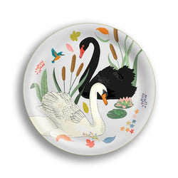 Swan Lake Mini Round Tray