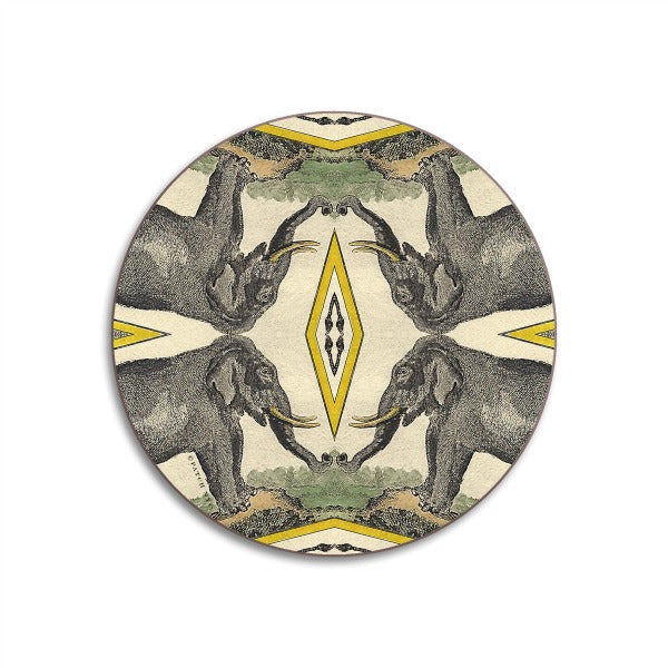 Avenida Home Elephant Coasters