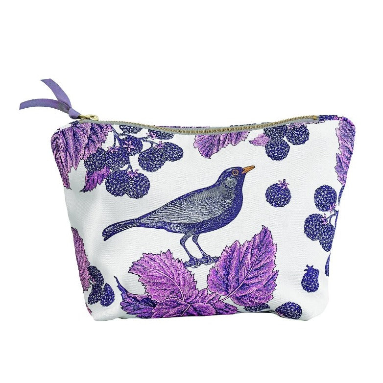 Blackbird & Bramble Cosmetic Bag Large