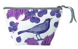 Blackbird & Bramble Cosmetic Bag Small