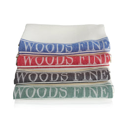 Woods Fine Irish Linen Glass Cloth