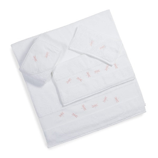 Children's Dragonfly Cotton Towel Collection