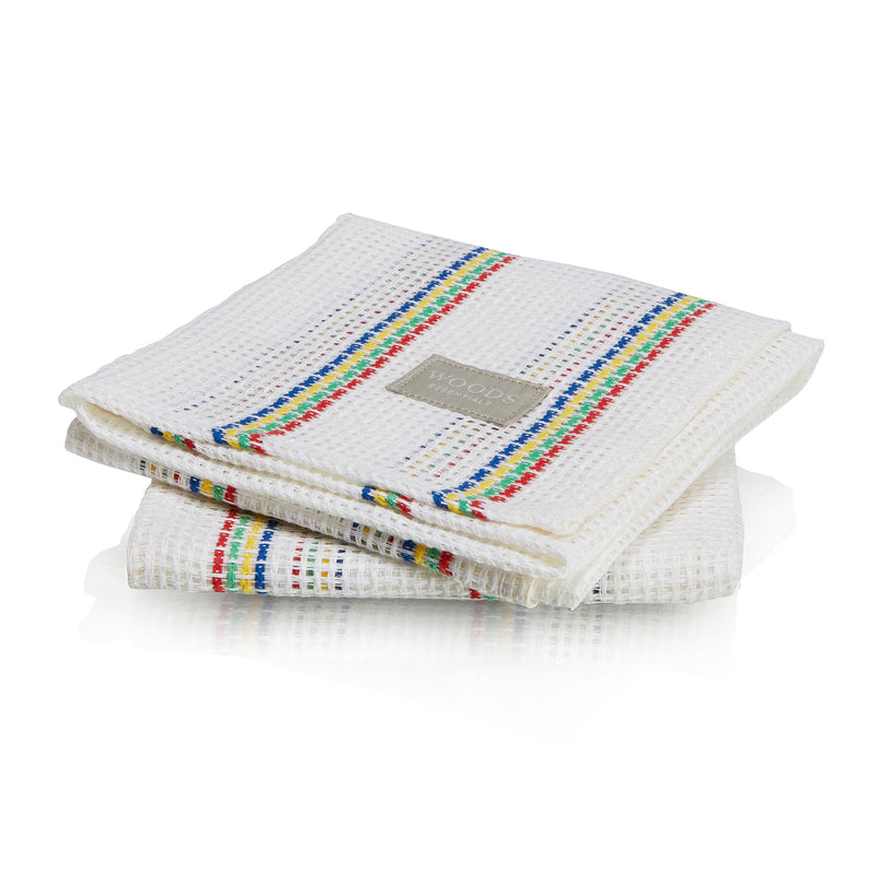 Woods Famous 100% Linen Dishcloth