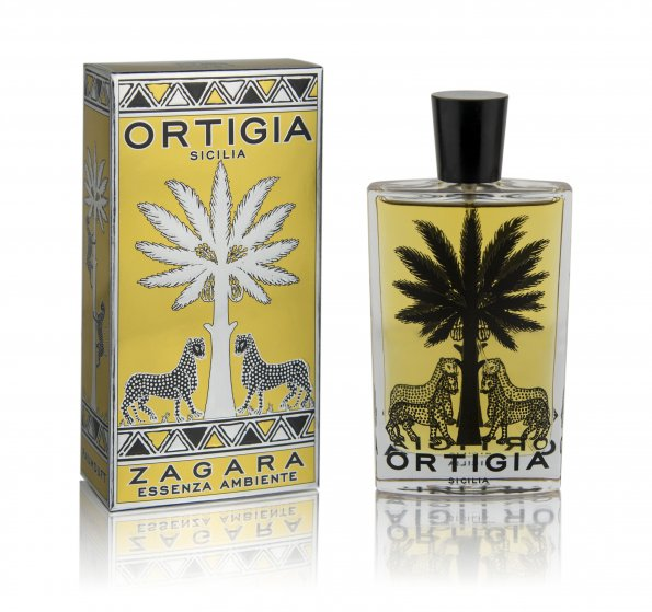 Ortigia Zagara Orange Blossom Room Essence 100ml with box
