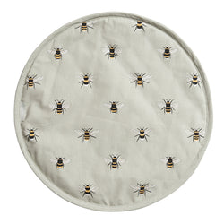 Sophie Allport Bees Cotton Aga Hob Cover
