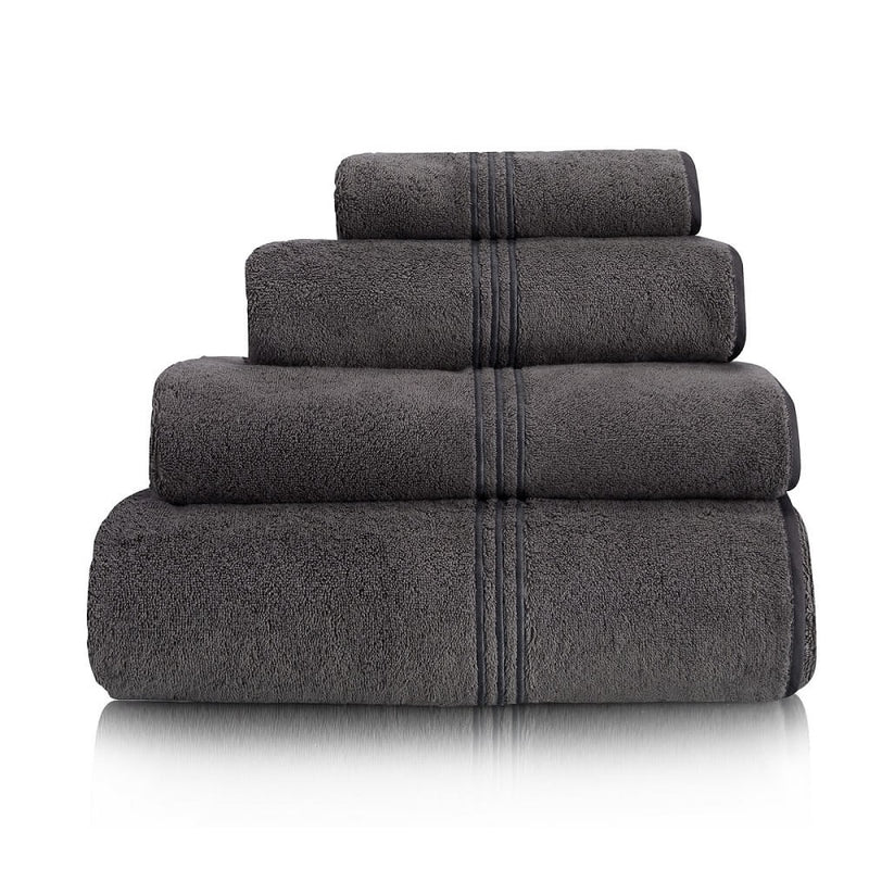 Woods Contessa Egyptian Cotton Towel Collection Pewter