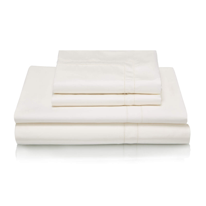 Frette Doppio Ajour Egyptian Cotton Duvet Cover