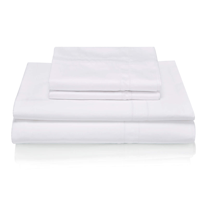 Frette Doppio Ajour Egyptian Cotton White Bed Linen Collection