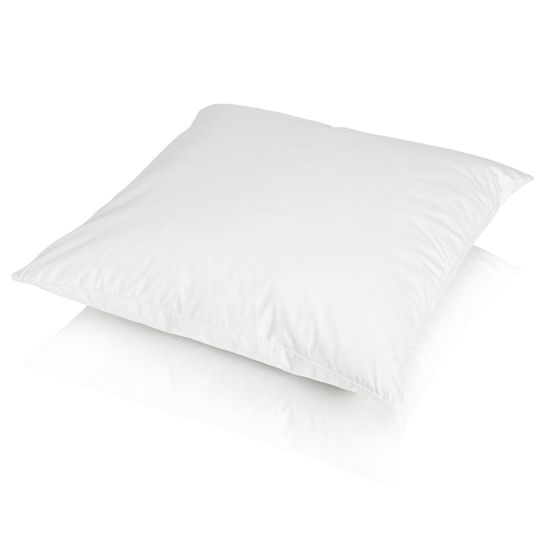 Natural Filled Down and Feather Pillow